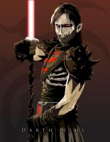 Darth Nihl by witchking08