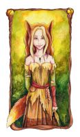 Foxwitch by TrollGirl