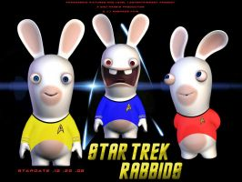 Star Trek Rabbids by LordDavid04