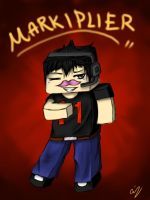 Markiplier Minecraft Style by iDarkening
