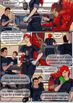 Mass Effect: Hide And Seek P2.7 by EightyEightDoodles