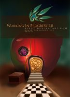 working in progress 1.0 by XIXO7