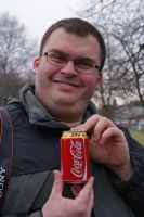 Colin's Cheap Cola by robertbeardwell
