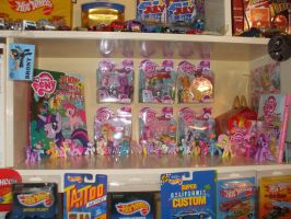 My MLP Collection (updated) by RamenWolf1485