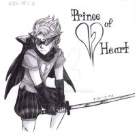 HS-Prince of Heart by Toadiko25