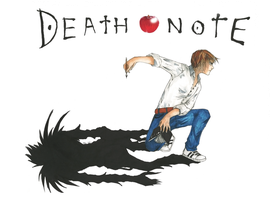 Death Note Fanart by akeitan