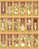 The Ylden Frei Tarot by Ylden