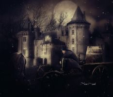 deliverer night ... by mirandaarts