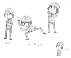 Me in a beanie by hyperboy