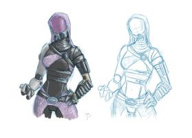 Tali-try by crimson-nemesis