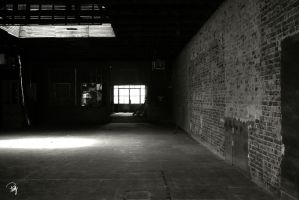 Abandoned Warehouse by PhillyPuddy