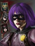 HIT GIRL by earache-J