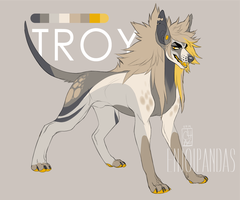 TROY by enjoiPANDAS