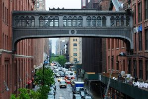 Views of NY 23 High Line by LucieG-Stock