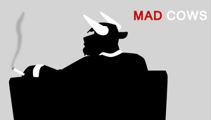Mad Cows by TateShaw
