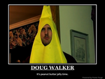 Doug is a bannana by joshdeedeedee