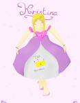 Kristina (Contest Entry) by SummeryMints