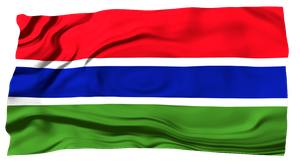 Flags of the World: Gambia by MrAngryDog