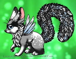 Cattael adoptable :CLOSED: by Okami-Heart
