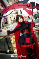 RWBY - Ruby Rose (STGCC) by rurik0