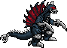 Gigan X by BLZofOZZ