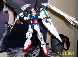 Wing Zero Custom, Master Grade by Renegade-V