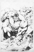 Hulk by JPMayer
