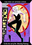 the web of spider gwen by tsujigo