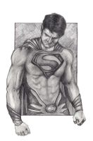 Man of Steel by mdalton