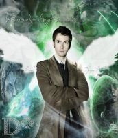 Arms of an Angel / Tenth Doctor by DoctorShamrock