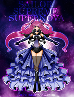 Sailor Supreme Supernova by YukiMiyasawa