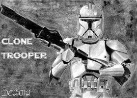 Clone Trooper by David-c2011