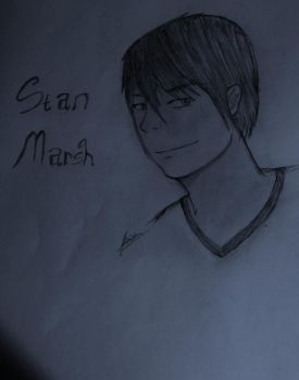 Stan Marsh by Lunar-Orchid
