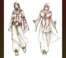 Hijab style 1 by WhiteLeyth