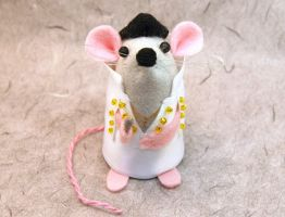 Elvis Mouse by The-House-of-Mouse