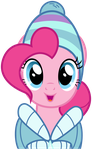Pinkie Face by missgoldendragon