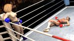 Quynh Tran vs. Maureen Morrison 2 by AFCombat by 5aq