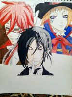 Black Butler by JessieTheArtist