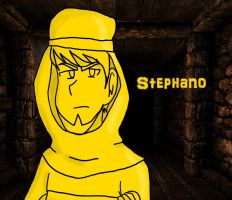 STEPHANO! by Abi-Chan14