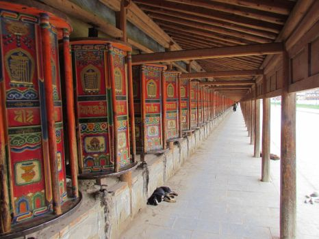 Prayer Wheels by MacroRufus