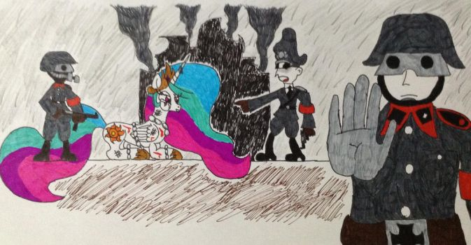 A Dire Situation by Frollo7797