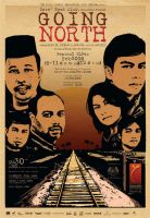Going North at KLPac by ismyzeal