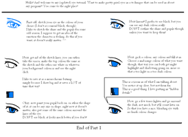 Updated eye tutorial pt 1 by Innuo