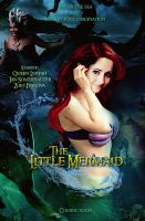 Disney:The Little Mermaid by zvunche