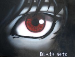 Death note by Tanyarghh