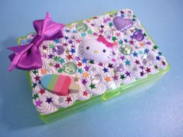 Decoden Green Box by Kuppiecake