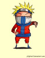 Naruto by Yfighter2