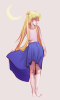 Usagi by ibuzoo