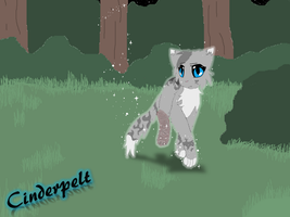 Cinderpelt in starclan by owls1999