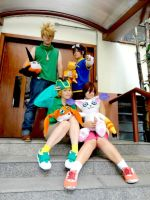 Digimon Adventure by tashi-chanLP